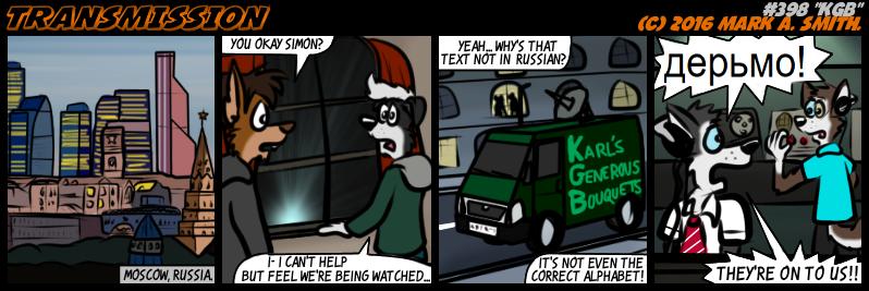 #398 KGB