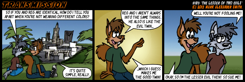 #109 The Lesser Of Two Evils
